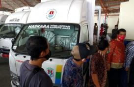 Pemprov Jabar Serahkan Mobil Maskara ke Sejumlah Desa di Kabupaten Cirebon