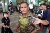 Hasil Tes Swab Ketua Dewas KPK Tumpak Hatorangan Dipastikan Negatif Covid-19