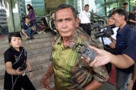 Hasil Tes Swab Ketua Dewas KPK Tumpak Hatorangan Dipastikan…