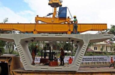 Hati-hati, Ada Pemasangan Gelagar Proyek Japek Selatan 22-23 September