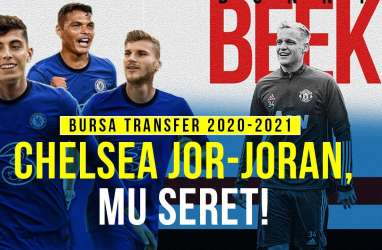 Intip Transfer Klub Liga Inggris Tahun Ini