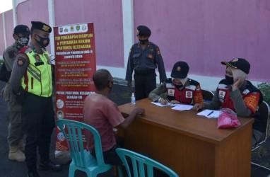 Kabupaten Cirebon Gencarkan Razia Masker