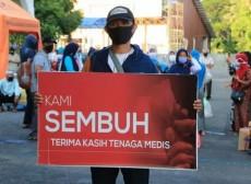 Update Corona 20 September: Kasus Sembuh 2.977 , Kumulatif Jakarta Tinggalkan Jatim