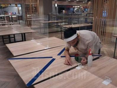 Kembali Terapkan PSBB, Tempat Makan di Jakarta Hanya Boleh Melayani Pesanan Take Away