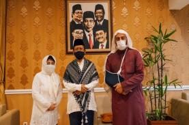 Syekh Ali Jaber Balas Kunjungi Rumah Mahfud MD
