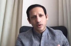 Nadiem Makarim: Tak Ada Perubahan Regulasi Kurikulum…
