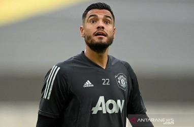 Jadi Cadangan Terus, Sergio Romero Siap Hengkang dari Manchester United