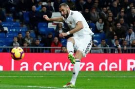 Hasil La Liga Spanyol : Real Madrid Awali Musim Tanpa…