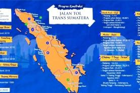 Tol Trans-Sumatra, Mampukah Hutama Karya Selesaikan…