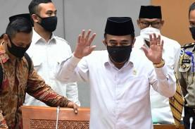 Positif Covid-19, Menag Fachrul Razi Jalani Isolasi…
