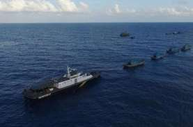 Pukul Mundur Kapal China di Natuna, IOJI Apresiasi…