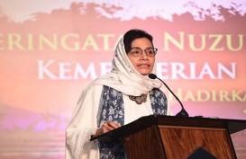 Bicara Soal Ekonomi dan Keuangan Syariah, Sri Mulyani Tekankan Pentingnya Teknologi