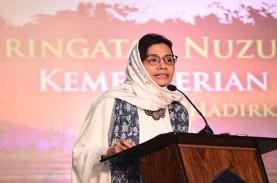 Bicara Soal Ekonomi dan Keuangan Syariah, Sri Mulyani…