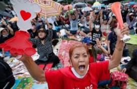Aktivis Thailand Ajak Aksi Mogok Protes Reformasi Kerajaan