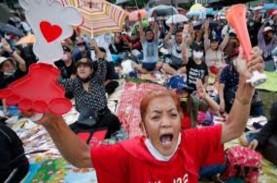 Aktivis Thailand Ajak Aksi Mogok Protes Reformasi…