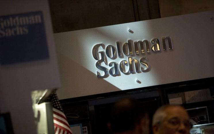 Goldman Sachs. - Bloomberg