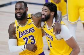 Hasil Final NBA Wilayah Barat: Lakers Menang Dramatis di Game Kedua