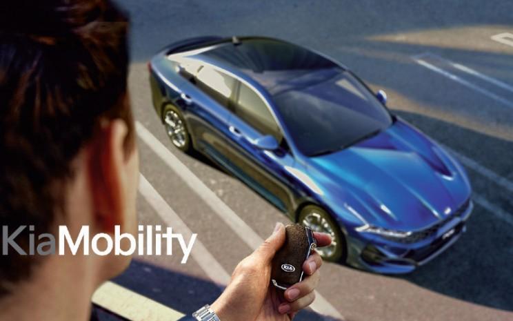 Kia Mobility.  - Kia Motors