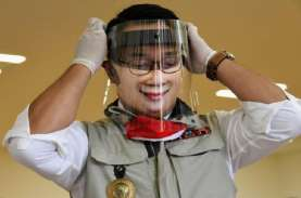 Buntut Scuba Dinilai tak Efektif, Proyek 8 Juta Masker…