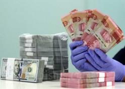 Rupiah Ditutup Menguat Terdorong oleh Pelemahan Dolar AS