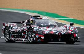 Hypercar Toyota GR Super Sport Tampil Perdana di Le Mans