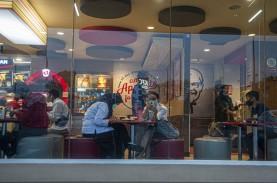 Pembatasan Sosial di Jakarta Berefek ke Kafe dan Restoran…