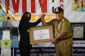 Berkontribusi di Penanggulangan Pandemi, Bea Cukai Lampung Terima Penghargaan Gubernur