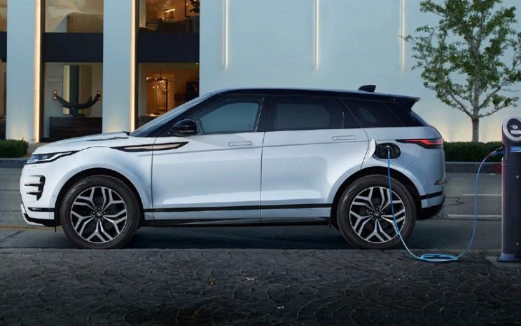 Range Rover Evoque.  - landrover.com