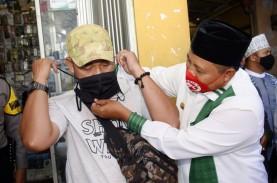 Wagub Jabar Minta Warga Tetap Pakai Masker Scuba:…