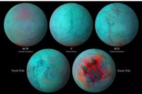 Es di Permukaan Saturnus Mencair, NASA Deteksi Ada…