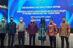 Global Mediacom (BMTR) Kantongi Rp154,95 Miliar Lewat…