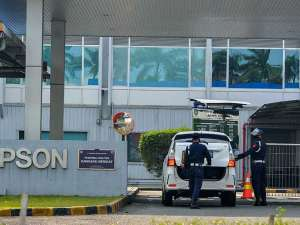 369 Karyawan Terpapar Covid-19, Pabrik Epson di Cikarang Ditutup Sementara