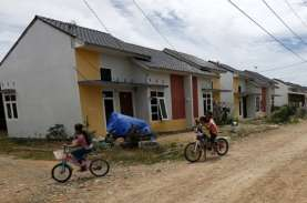 Minat MBR Beli Rumah Rontok Akibat Terhantam Pandemi…