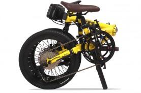 Baru Beredar, Sepeda Lipat Pacific Kodiak E Dijual…