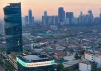 Gedung BNI di Jakarta/dokumen BNI