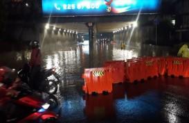 BNPB Ingatkan Potensi Hujan Hingga Tengah Malam (21/9), Ini Jalan di Jakarta yang Terendam