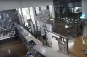 Aqua Masih Hitung Kerugian Akibat Pabrik di Sukabumi…