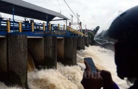 Air dari Bendung Katulampa Masuk Jakarta, Anies: Sekitar Jam 2 Pagi