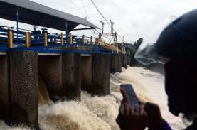 Air dari Bendung Katulampa Masuk Jakarta, Anies: Sekitar…