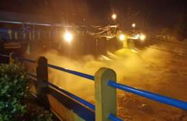 Muka Air Katulampa Naik, 13 Kelurahan di Kota Bogor Diminta Waspada