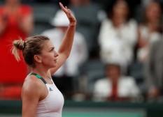 Pliskova Cedera di Set Kedua, Halep Juara Putri Italia Terbuka