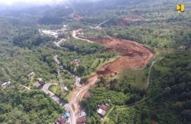 Proyek Jalan Pintas Mengwitani-Singaraja di Bali Utara Berlanjut