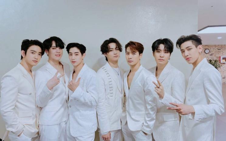 Shopee menggunakan jasa boyband Korea yakni GOT7, untuk mendorong penjualan online.