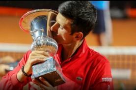Djokovic Juara Tenis Italia Terbuka, Pecahkan Rekor…
