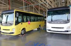 Daimler India Produksi Bus FUSO untuk Pasar Ekspor