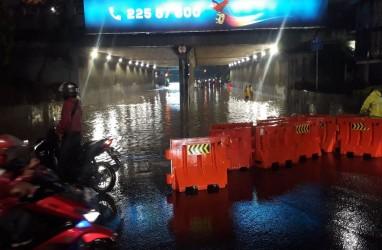 Waspada Jakarta Banjir, Ini Tinggi Muka Air  Pukul 05.00 WIB