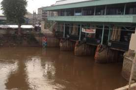Cara Anies Tampung Korban Banjir Jakata di Tengah…