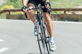 Tips Hindari Cedera Saat Bersepeda