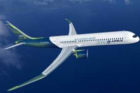 Baru! Airbus Bikin 3 Konsep Pesawat Bahan Bakar Hidrogen