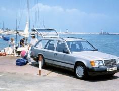 Seri Model 124, Mobil Estate Pertama Mercedes-Benz
